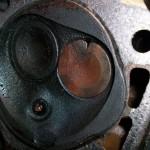 A former valve.
